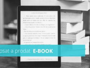 Jak napsat a prodat e-book